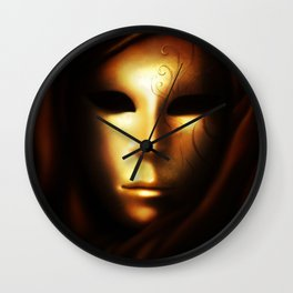 Too Good To Be True [POSTER] Wall Clock