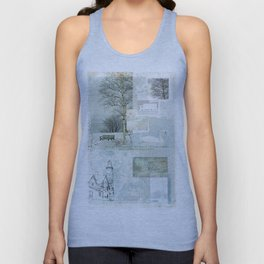 Solitude Unisex Tank Top