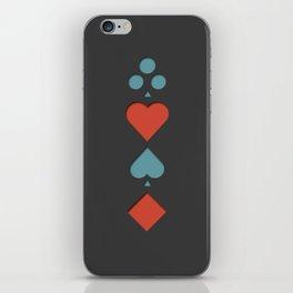 Gambler iPhone Skin