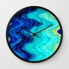 OCEAN MOOD Wall Clock
