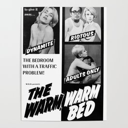 The Warm, Warm Bed Poster