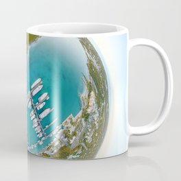 Tiny Planet Turks and Caicos Coffee Mug