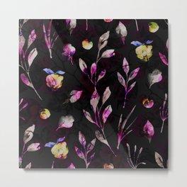 vivid flowers zx Metal Print