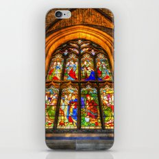 Stained Glass Window iPhone & iPod Skin