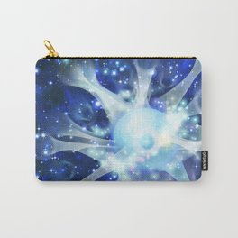 Invisible paths of the Universe. Space Carry-All Pouch
