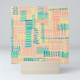 Stacks Mini Art Print