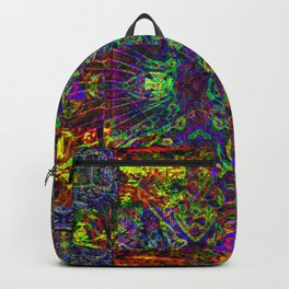 The symmetry of being Backpack