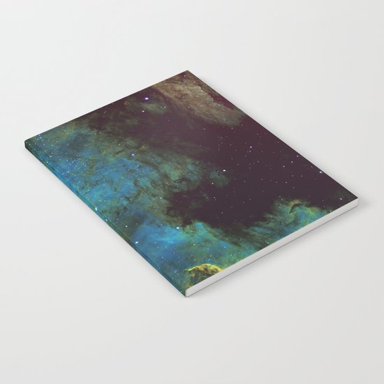 North American and Pelican Nebula Notebook