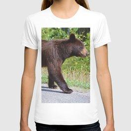 The happiest bear in Jasper National Park T-shirt