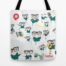 bebotestbag Tote Bag