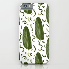 Marching leaves Slim Case iPhone 6s
