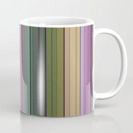 Striped pattern 1. Vertical stripes . Coffee Mug