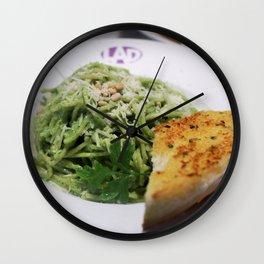 PESTO PASTA! Wall Clock