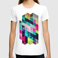spires T-shirts featuring Cyrvynne xyx by Spires