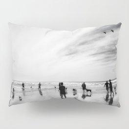 Dog Beach Pillow Sham
