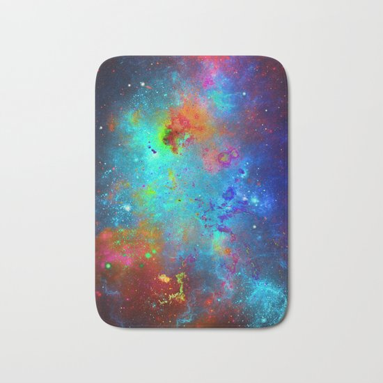 Everything is nothing 29 (therefore it was beautiful) Bath Mat