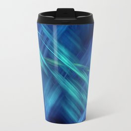 crossed paths Travel Mug