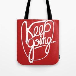 KEEP GO/NG Tote Bag