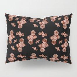 Kiku Pattern Pillow Sham