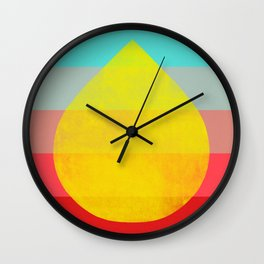 flourish 1 Wall Clock