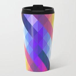 HIPSTER GEOMETRY Travel Mug
