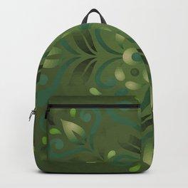 Green Romance Backpack