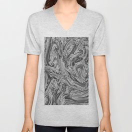 Grey Grass Unisex V-Neck