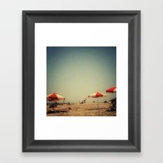 One Summer Day Framed Art Print