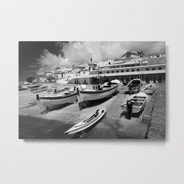 Harbour Metal Print