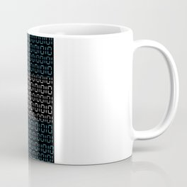 digital Flag (Argentina) Coffee Mug