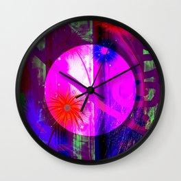 4 Wall Clock