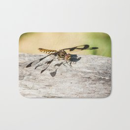 Hello Dragonfly Bath Mat