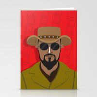 django Stationery Cards featuring Django by Mohac