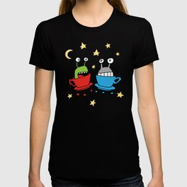 Space MiniMonsters T-shirt