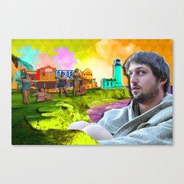 Its Rome Canvas Print