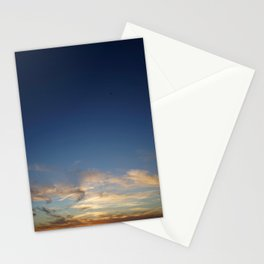 Orbs at Sunset Stationery Cards