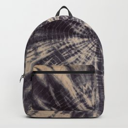 grey boho vibes Backpack
