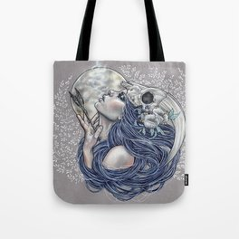 Final Breath Tote Bag