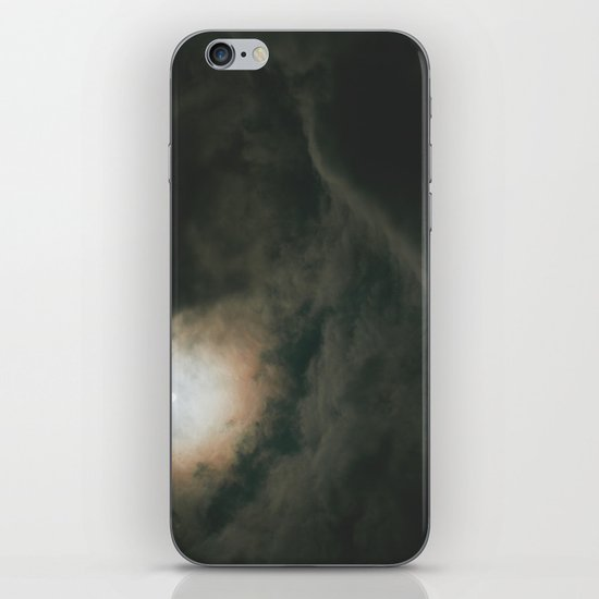 look to the sky iPhone & iPod Skin