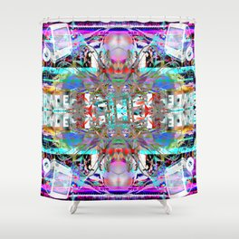 RATE RAVE Shower Curtain