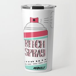 Vanilla spray Travel Mug