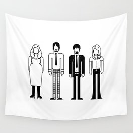 The Mamas And The Papas Wall Tapestry