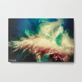 Majestic Seaweed Metal Print