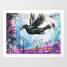 Soul Bird Art Print