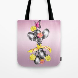 Spoons | ENDOvisible Tote Bag