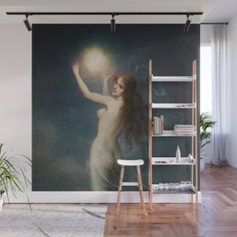 "Karl Schweninger ""The Morning Star"" Wall Mural"