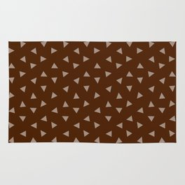 Festive Brown 1 Rug