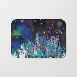 A tale of two cities 2 Bath Mat