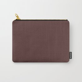 Rum Raisin Carry-All Pouch