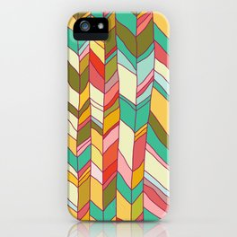 Knitted Pattern iPhone Case